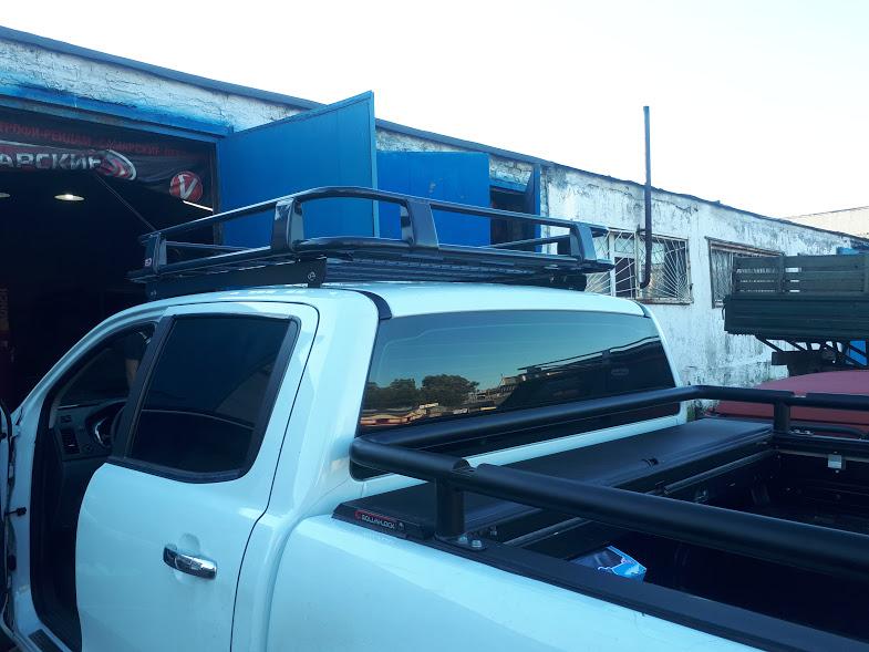 Ford Ranger багажник